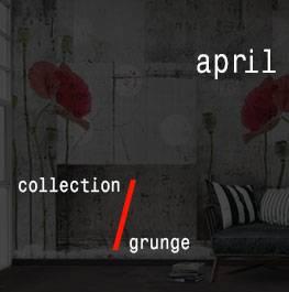 grunge / april