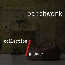 grunge / patchwork