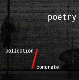 concrete /poetry