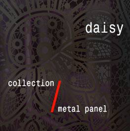 Daisy – Metal Panel