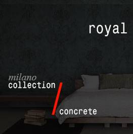 concrete / royal