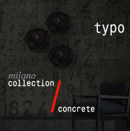 concrete / typo
