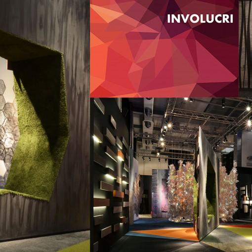 N.O.W. Edizioni a INVOLUCRI – superfici emozionali tra tatto_luce e materia – ventura design district