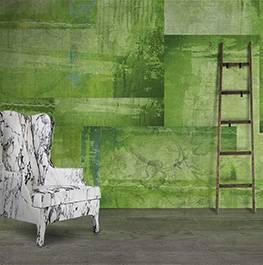 canvas / green dream