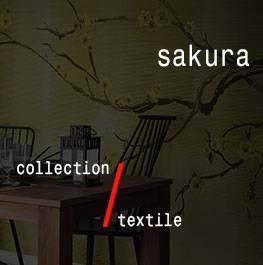 textile / sakura