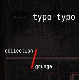grunge / typo typo