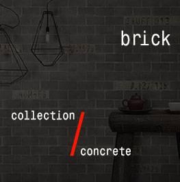 concrete / brick