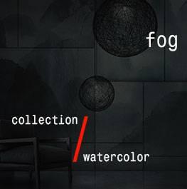 watercolor / fog