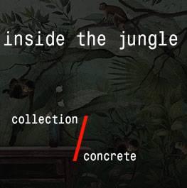 concrete / inside the jungle