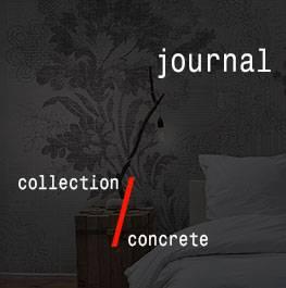 concrete / journal