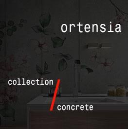 concrete / ortensia