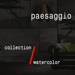 watercolor / paesaggio