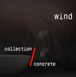 concrete / wind